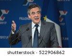 paris  france   november 25 ... | Shutterstock . vector #522906862