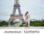 romantic loving couple having a ...   Shutterstock . vector #522906952