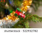 Christmas Tree Toy. Wooden Toy...
