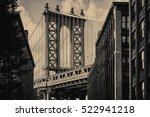 Vintage Toned Famous View Of...