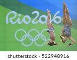 rio de janeiro  brazil  august... | Shutterstock . vector #522948916