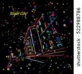 Night City Street For Your...