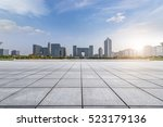 panoramic skyline and buildings ... | Shutterstock . vector #523179136