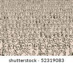 alien nation   Shutterstock .eps vector #52319083