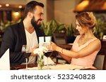 Picture Of Romantic Couple...