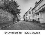 An Old Street In Farnham  Surrey