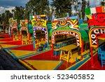 mexico city  mexico   october... | Shutterstock . vector #523405852