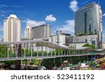 bangkok  thailand  22 oct 2016  ... | Shutterstock . vector #523411192
