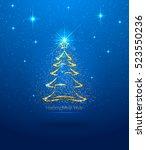 vector illustration of happy...   Shutterstock .eps vector #523550236
