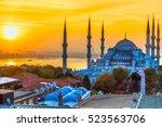 The Blue Mosque   Sultanahmet...