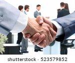 success concept in business  ... | Shutterstock . vector #523579852