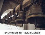 Russian Church Bells Temple Of...