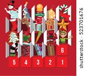 Countdown To Christmas Advent...