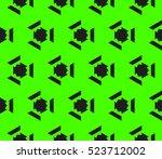 abstract background. vector... | Shutterstock .eps vector #523712002