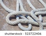 marine rope   Shutterstock . vector #523722406
