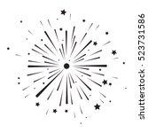 fireworks symbol