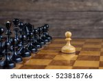 One Pawn Staying Against Full...