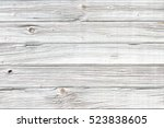high resolution white wooden... | Shutterstock . vector #523838605