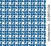 abstract blue background. | Shutterstock .eps vector #523851106