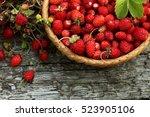 Wild Strawberry Basket On...