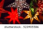 london  uk   december 19  2015  ...   Shutterstock . vector #523905586