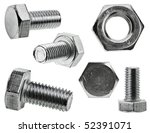 Various Views Of The Bolt And...