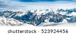 View Of The Alps Mountains In...