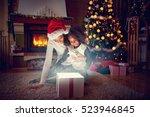 Christmas Magic Gift Box ...