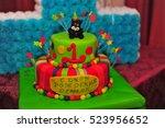 Birthday Child With Decoration