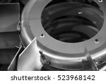 blower parts produced by sheet... | Shutterstock . vector #523968142
