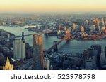 Manhattan Downtown Sunset...
