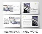 business templates for... | Shutterstock .eps vector #523979926