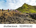 northern ireland  united...   Shutterstock . vector #523993132