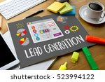 Small photo of LEAD GENERATION Lead Generation Business Funnel , Sales funnel, marketing process