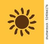 the sunrise icon. sunrise and...
