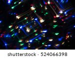 dark abstract out of focus... | Shutterstock . vector #524066398