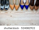 new collection of classic... | Shutterstock . vector #524082922