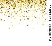 abstract pattern of random... | Shutterstock .eps vector #524122636