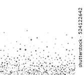 Abstract Pattern Of Random...