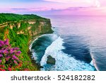 View Of Uluwatu Cliff With...