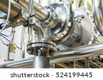 industrial factory equipment... | Shutterstock . vector #524199445