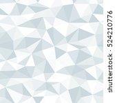 vector polygon abstract... | Shutterstock .eps vector #524210776