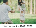 portrait of beautiful baby... | Shutterstock . vector #524218378