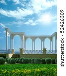 maritime boulevard | Shutterstock . vector #52426309