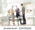 blur employers of  company... | Shutterstock . vector #524330242