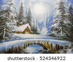 Texture Oil Painting ...
