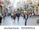 belgrade  serbia   october 24 ... | Shutterstock . vector #524350516
