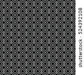 seamless pattern. geometrical... | Shutterstock .eps vector #524392108