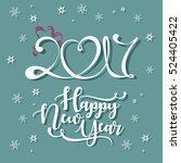 new year | Shutterstock .eps vector #524405422