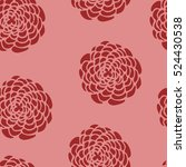 seamless vector pattern with... | Shutterstock .eps vector #524430538